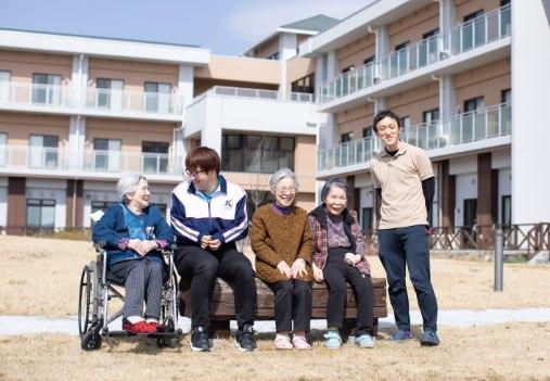 高齢者福祉分野の画像